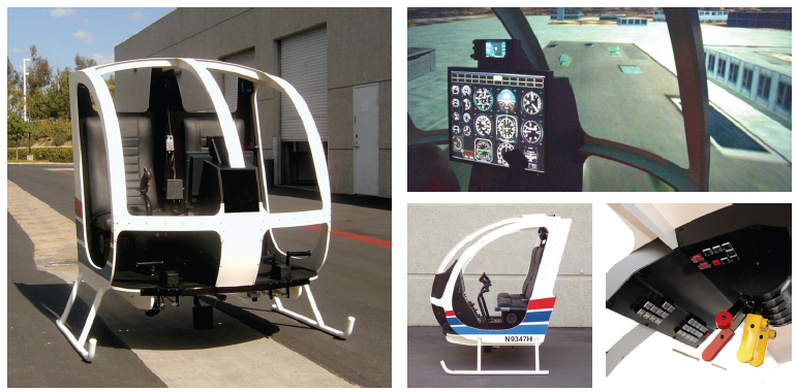 FLYIT Professional Helicopter Simulator