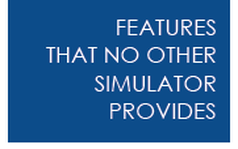FLYIT has features that no other simulator provides