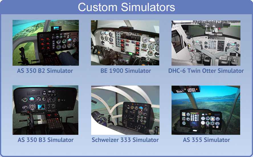 FLYIT Simulators, The New Standard in Aviation Training - Home